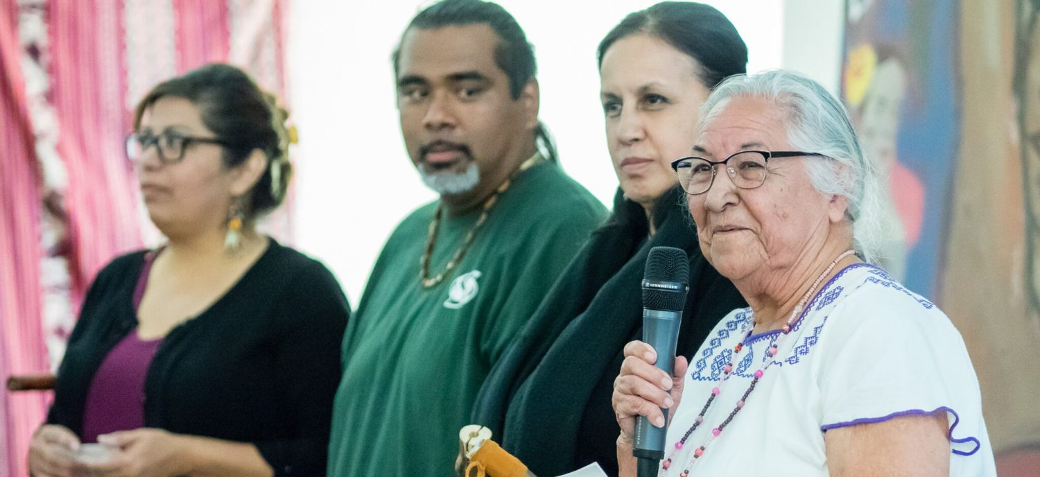 Advocates for Indigenous California Language Survival